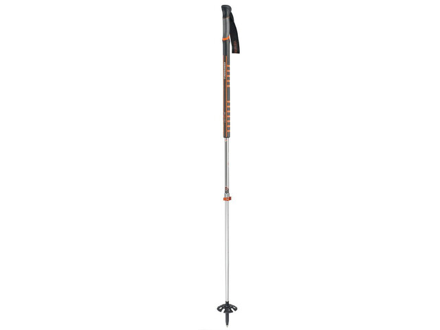 Komperdell Contour Titanal 2 Pro Sauvat, grey/orange
